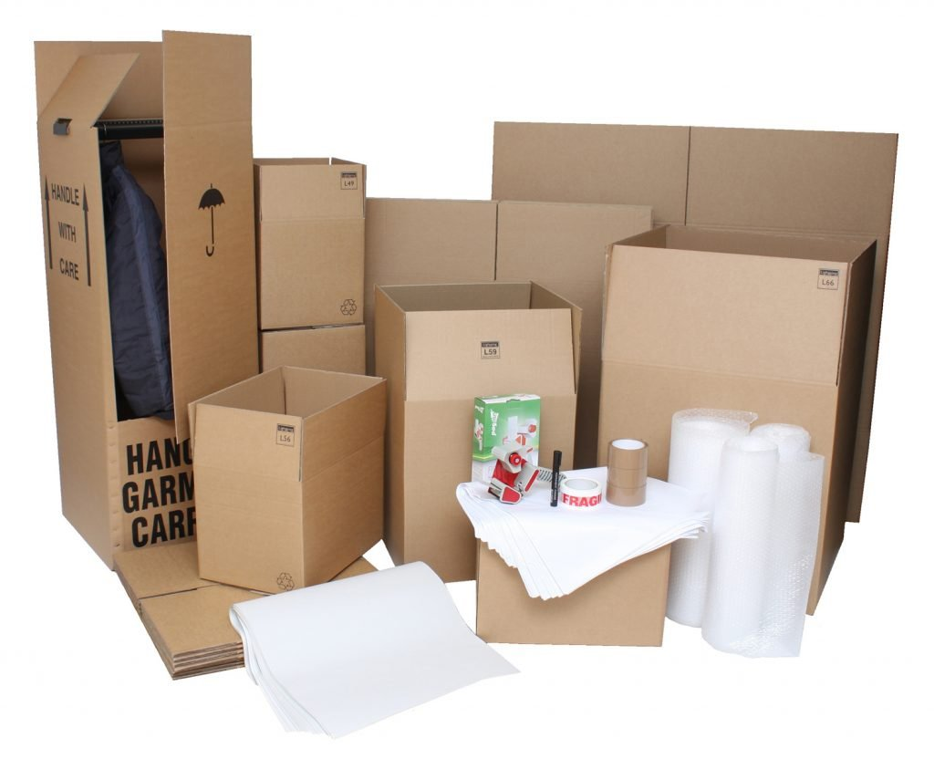 Guide Storage Packing Supplies