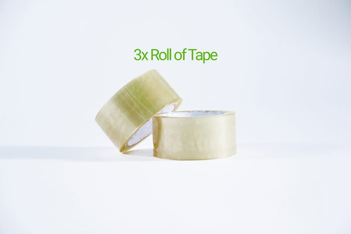 Rolls Of Tape 5x Bundle, Product Image.